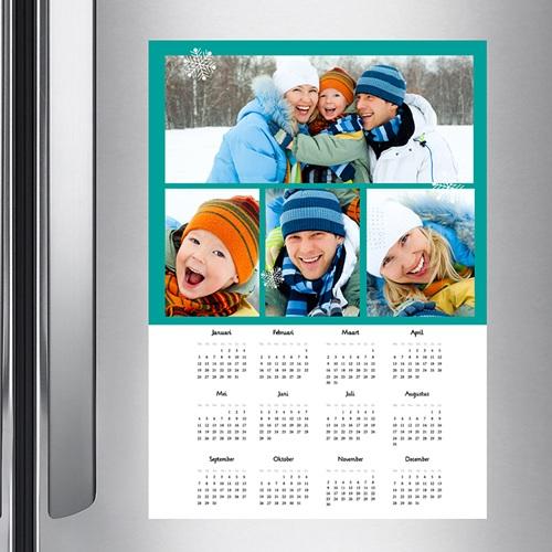Kalender jaaroverzicht - vakantie foto 36302 thumb