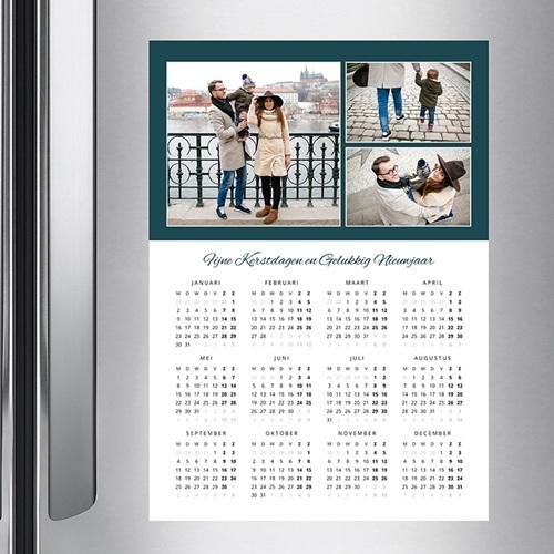 Kalender Jaarplanner 2020 Familie pas cher