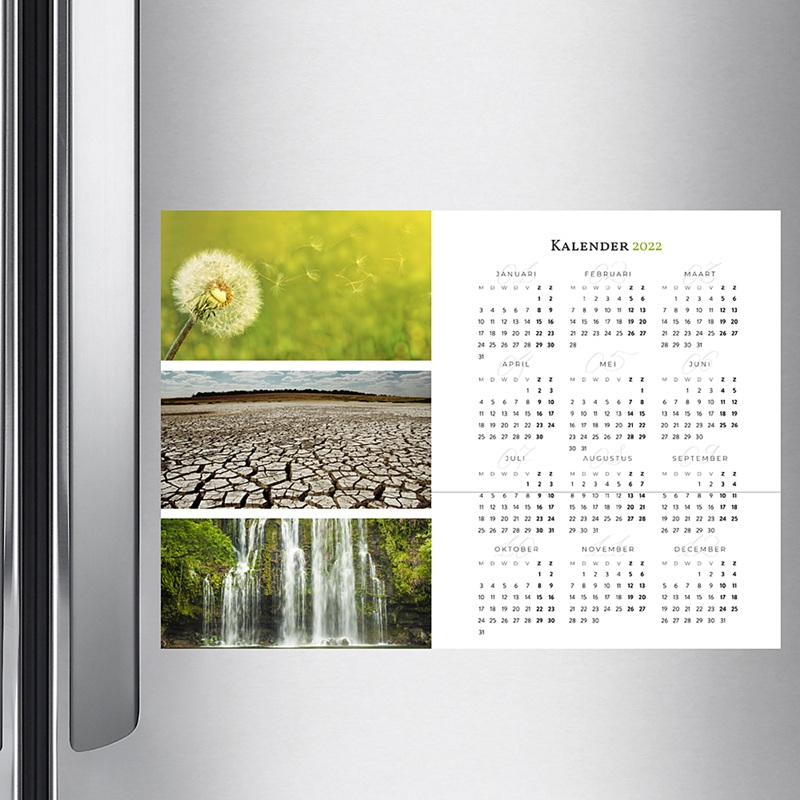 Professionele kalender - Water, Earth & Air 36316 thumb