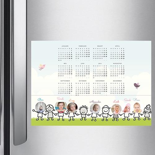 Professionele kalender - kinderkalender 36388 thumb