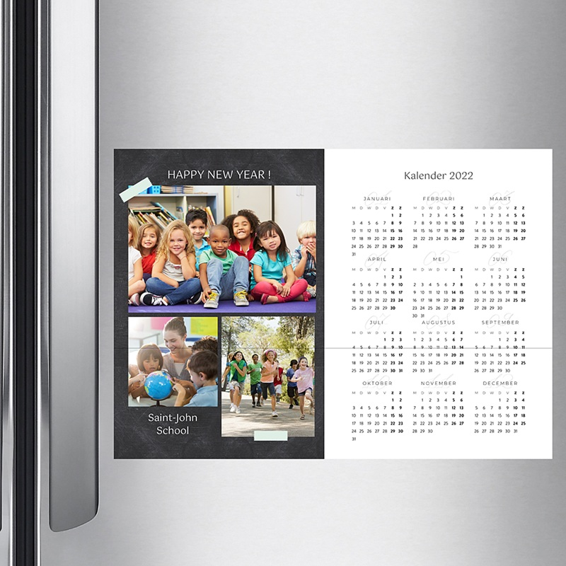 Professionele kalender Photorama pas cher