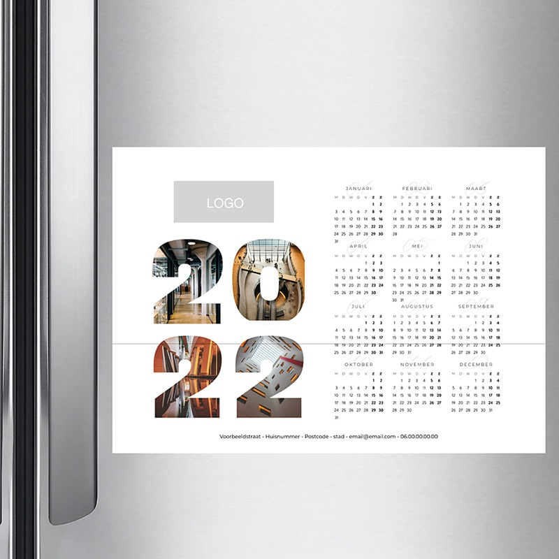 Professionele kalender Cijfers pas cher