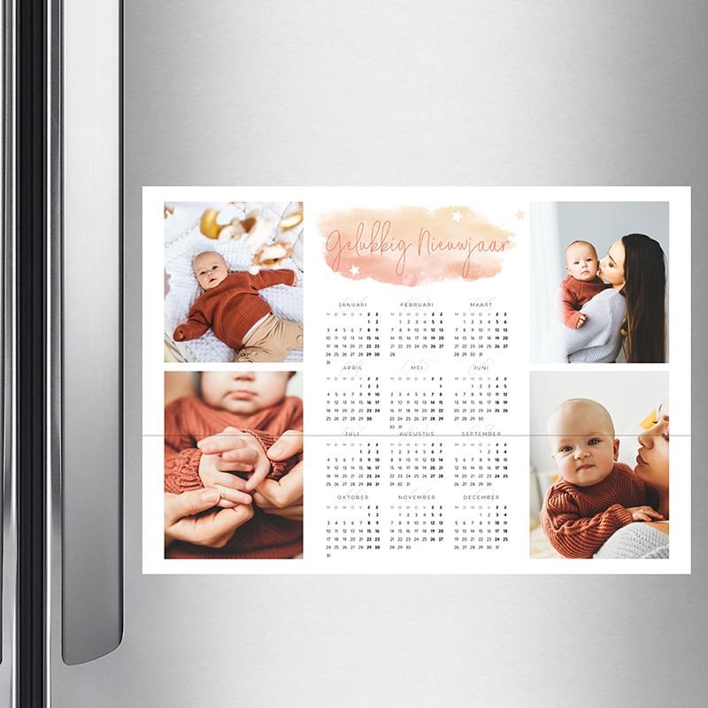 Kalender jaaroverzicht - Beste kerstherinnering 36505 thumb