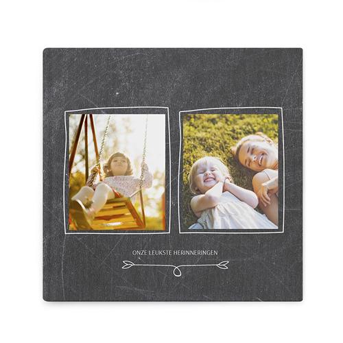 Fotoabum vierkant 20x20 cm - Album op leisteen 36800 thumb