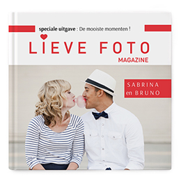 Fotoalbum Livre d'or Album vol liefde