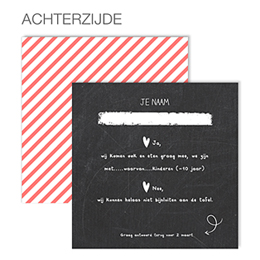 Antwoordkaarten Omringen elkaar