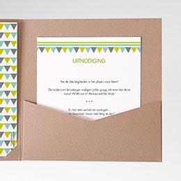 Cartes d'invitations Jolis triangles