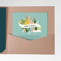 Cartes d'invitations getrouw