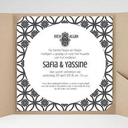 Aankondiging Huwelijk Ispahan