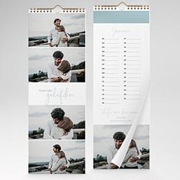 Jaarkalender - Lovekalender - 0