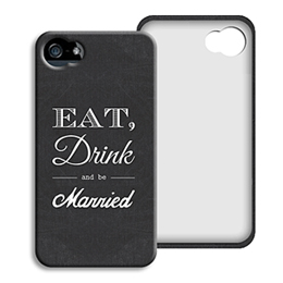Smartphone case bedrukken - Be Married - 0