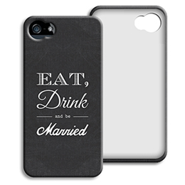 Case iPhone 5/5S - Be Married - 0
