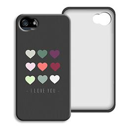 Smartphone case bedrukken - vroege kus - 0