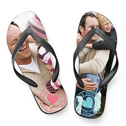 Slippers Vaderdag Slippers ontwerp