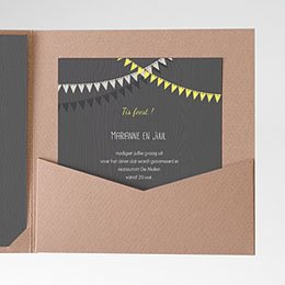 Cartes d'invitations Avondfeest