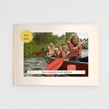 Panoramafotoboeken A4 Liggend Formaat - Een wereldalbum - 0
