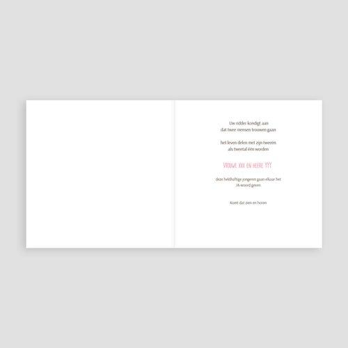 Humoristische trouwkaarten - Moyen Age 41172 thumb