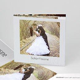 Bedankkaartjes huwelijk Sycomore