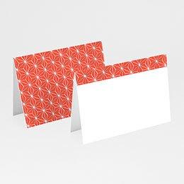 Plaatskaartjes Origami