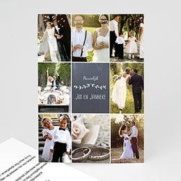 Bedankkaartjes huwelijk Made in love