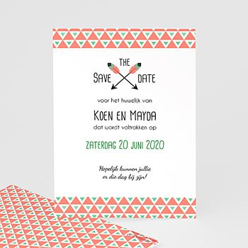 Save the date kaartjes - Cupidootje - 0