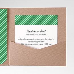 Cartes d'invitations Poppie