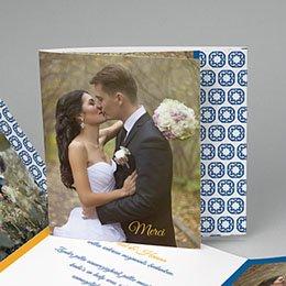 Bedankkaartjes Huwelijk Sous le soleil