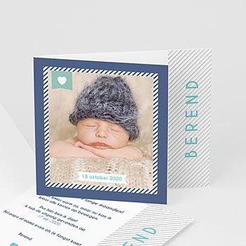 Geboortekaartje jongen - Ray ben je - 0