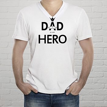 Tee-shirt man - Superdad - 0