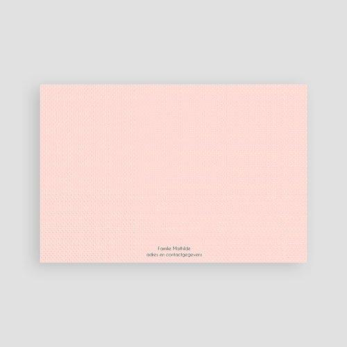 Bedankkaartje geboorte dochter - kleurvolle dag 43560 thumb