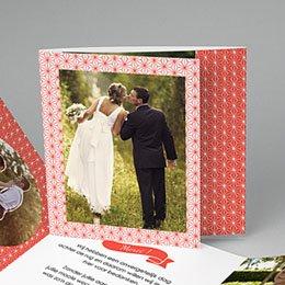 Bedankkaartjes huwelijk - Origami - 0