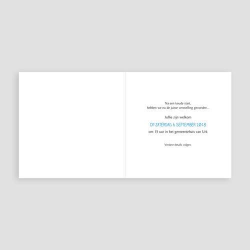Personaliseerbare trouwkaarten - Brom brom 44570 preview