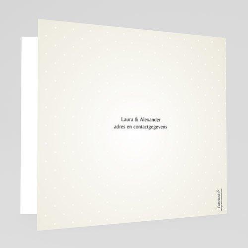 Personaliseerbare trouwkaarten - Brom brom 44571 preview