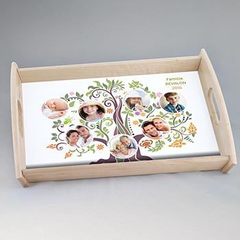 Dienbladen - Familieboom - 0