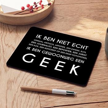 Muismatjes Geek