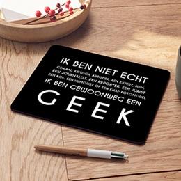 Muismat Kerst Geek
