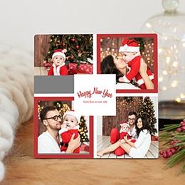 Staand fotolijstje Kerst Kerstkader