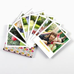 Magneetfoto's Basic White Magnetic