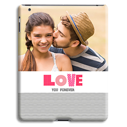 Case iPad 2 - Mijn kloddertje roze - 0