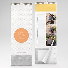 Kalender Loisirs Elke dag liefs