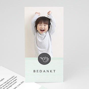 Bedankkaart communie jongen - Bedankommunie zoon - 0