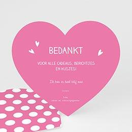 Pink heart - 0