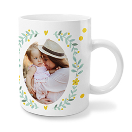 Gepersonaliseerde Fotomokken - Lieve mama - 0
