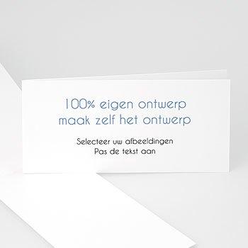 Bedankkaarten huwelijk - 100% eigen ontwerp - 0