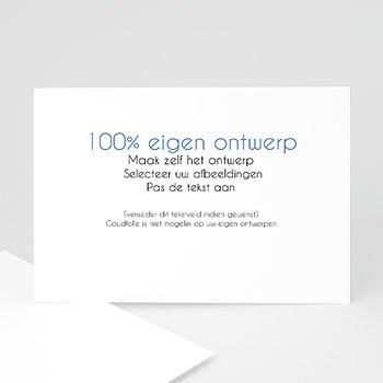 Geboortekaartje meisje - 100% eigen ontwerp - 0