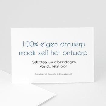 Bedankkaarten geboorte - 100% eigen ontwerp - 0
