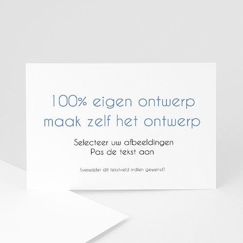 Bedankkaartje geboorte dochter - 100% eigen ontwerp 47504