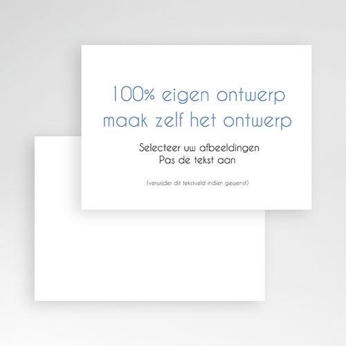 Bedankkaarten geboorte - 100% eigen ontwerp 47505 preview