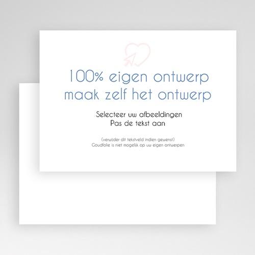 Trouwkaarten - 100% eigen ontwerp 47578 preview