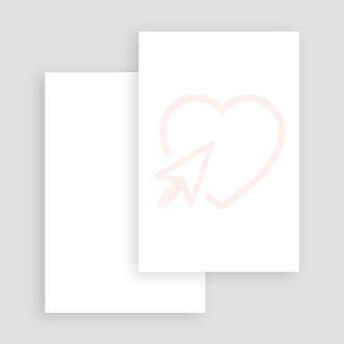 100% eigen ontwerp Trouwkaarten - 10 cm x 15 cm 47650 preview